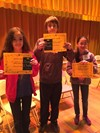 MS Spelling Bee winners