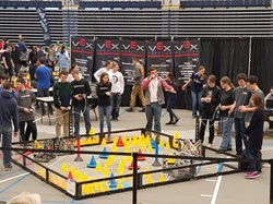 Tioga Robotics Competition